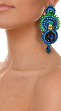 earrings DUALITY blue02