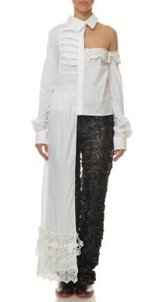 blouse DUAL