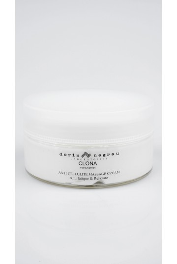 Anti-cellulite Massage cream