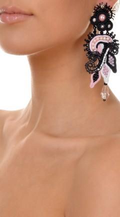 earrings DUALITY black03