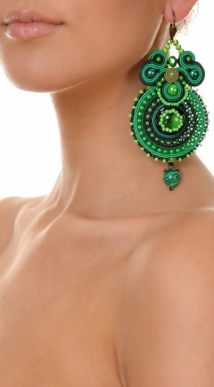 earrings DUALITY green02