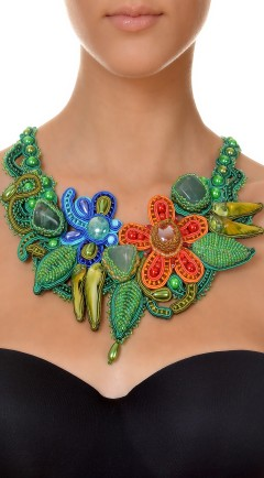 necklace SPRING