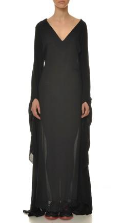 dress BLACK REINA