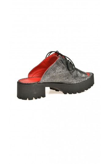 shoes CHARLI metal