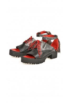 shoes CHARLIS metal