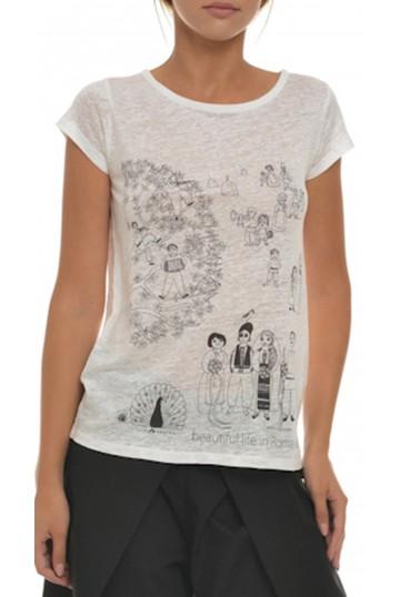 T-shirt doIN sat0121