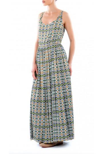 Dress LOOK 2A print