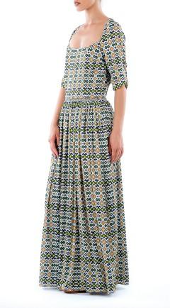Dress LOOK 3A print