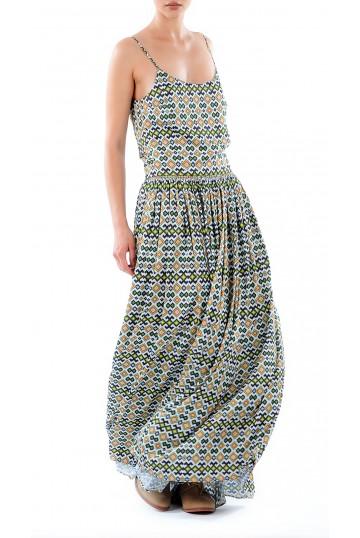 Dress LOOK 3C print